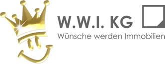 Wünsche werden Immobilien Logo