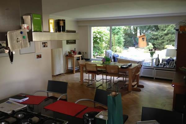 Mönchengladbach Windberg Ansicht in Garten