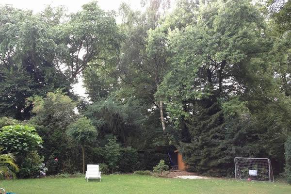 Mönchengladbach Windberg Garten
